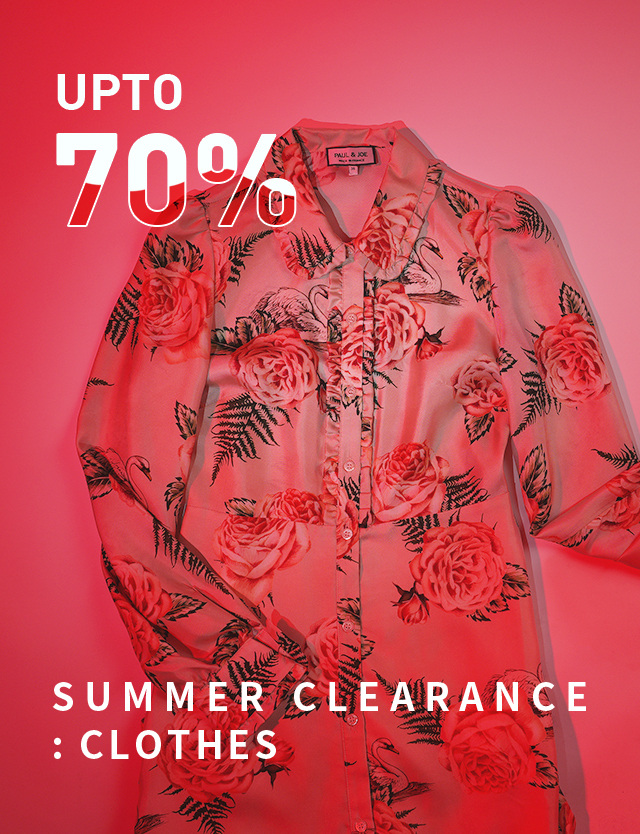 UPTO70% CLOTHES세일상품 GO