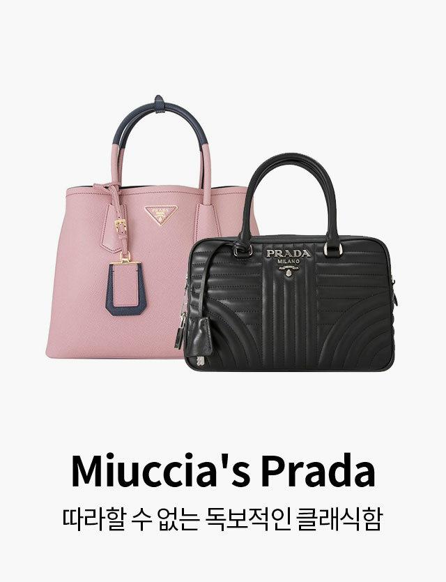 Miuccia's Prada