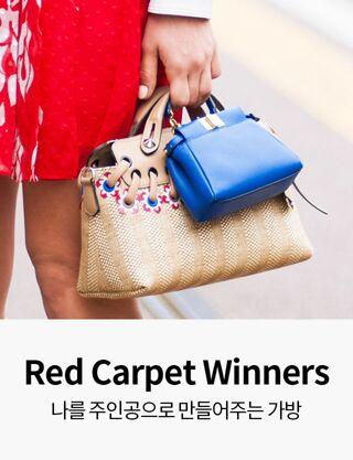 Red Carpet Winners