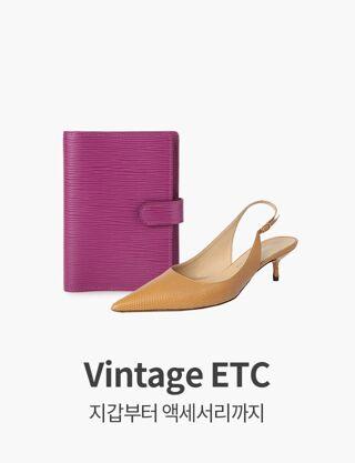 Vintage ETC