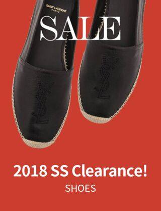 2018 SS Clearance!: SHOES