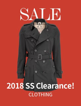 2018 SS Clearance!: CLOTHING