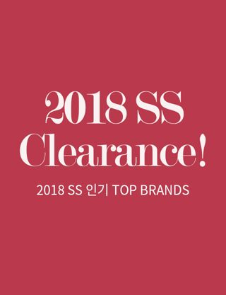 2018 SS Clearance!: TOP BRANDS