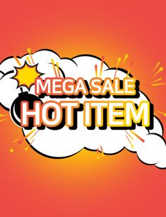 MEGA SALE: HOT ITEM