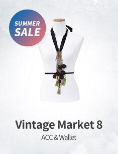 Vintage Market 8 : ACC & Wallet