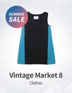 Vintage Market 8 : Clothes