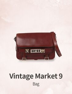Vintage Market 9 : Bag