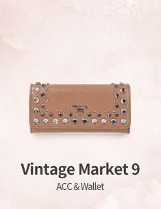 Vintage Market 9 : ACC & Wallet