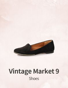 Vintage Market 9 : Shoes