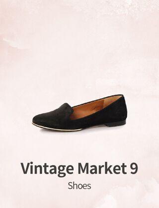 Vintage Market 9 : Shoes