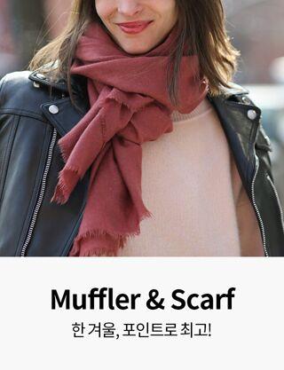 Muffler & Scarf