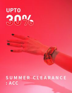 SUMMER CLEARANCE : ACC
