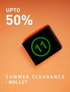 SUMMER CLEARANCE : WALLET