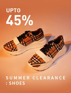 SUMMER CLEARANCE : SHOES