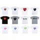 [일본정품] 꼼데가르송 남성 반팔 티셔츠