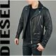 Diesel - ◆인천 데님샵◆ [특가세일] DIESEL 레더 라이더 자켓