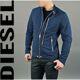 Diesel - ◆인천 데님샵◆ [특가세일] DIESEL 라이더 자켓 네이비