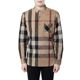 Burberry Thornaby Check Long Sleeve Shirt