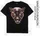 Marcelo Burlon - [더사토리얼] 마르셀로불론 루포 프린팅 라운드 티셔츠