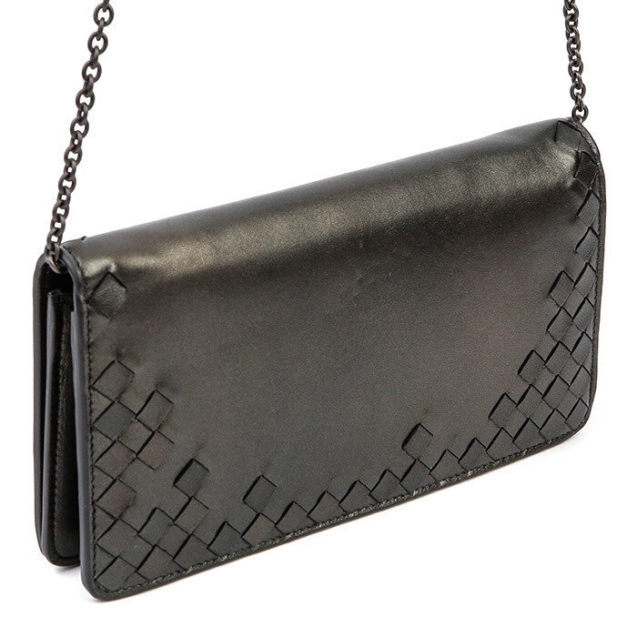 618aa311e05 Bottega Veneta Leather Chain Cross Bag - 리본즈 코리아(REEBONZ KOREA)