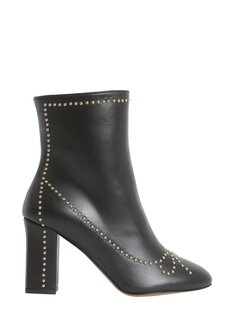 Boutique moschino Studded Ankle Boots FW17 610180040555
