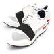 Balenciaga Men's Laced Runner Sneakers
