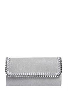 Stella mccartney Falabella Contintental Wallet FW18