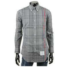 톰브라운 클래식 포플린 셔츠 MWL001A 03621 980 국내배송