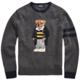 [국내배송] 랄프로렌 폴로 곰돌이 니트 스웨터 해리포터 그레이 POLO RALPH LAUREN Bear Sweater Grey Heather 유니크박스