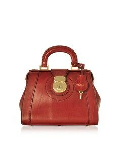 Rufina Small Leather Doctor Bag