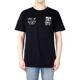 오프화이트 19SS 블랙 모나리자 티셔츠 OMAA027S191850051020