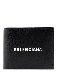 Balenciaga - (럭스댓) 19fw 발렌시아가 485108 에브리데이 로고 반지갑
