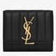 Saint Laurent Vicky Small Wallet