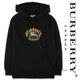 Burberry - [더사토리얼] 버버리 여성 리뉴얼 월계수 자수 후드 티셔츠