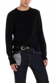 19FW 마틴마르지엘라 패치 스웨터