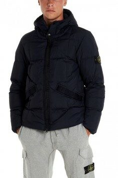 19FW 스톤아일랜드 크린 클 나일론 다운 재킷