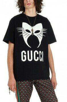 19FW 구찌 티셔츠 마스크