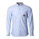 [페드로] [버버리] 엠브로이더리 체크 코튼 옥스퍼드 셔츠 8008758 M HARRY CREST A1647