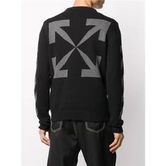 20SS 오프화이트 애로우 스웨터 OMHE023R20G730181007