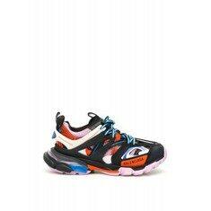 [수명품관] [해외]20SS[발렌시아가]track sneakers _ 542436 W1GC1 _ BLACK ORANGE PINK