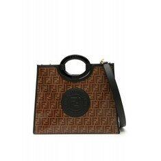 [수명품관] [해외]20SS[펜디]medium runaway ff shopping bag _ 8BH360 A86N _ MOG PAN NR OS