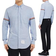 톰브라운 옥스포드 셔츠 20ss MWL150E00139 480 암밴드