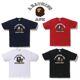 베이프 반팔 해적밀로 4컬러 공용 티셔츠 4G20110003