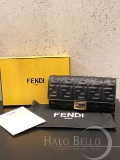펜디 [배송비, 관부가세 포함] 20FW FF엠보시드 여성 장지갑 8M0251 AAJD F0KUR