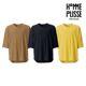 이세이 미야케 옴므플리세 COTTON LINEN 3컬러 남성 티셔츠 HP04JK306