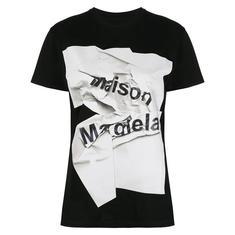 20FW 메종마르지엘라 로고 프린트 티셔츠 S51GC0499S2