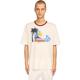 [위즈덤베이] 돌체 앤 가바나 DG TROPICAL 프린트 코튼 저지 티셔츠