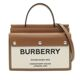 Small Horseferry Print Title Bag with Pocket 8014637 SM TITLE