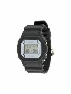 G-SHOCK 남성 DW-5600BB 49mm 디지털 시계