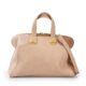 Beige Calfskin Cameleon Women's Shoulder bag 8BL110
